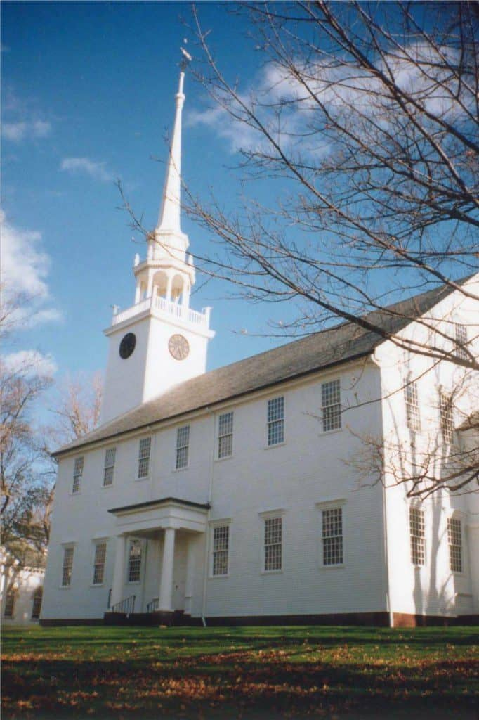 First Church of Christ, Congregational