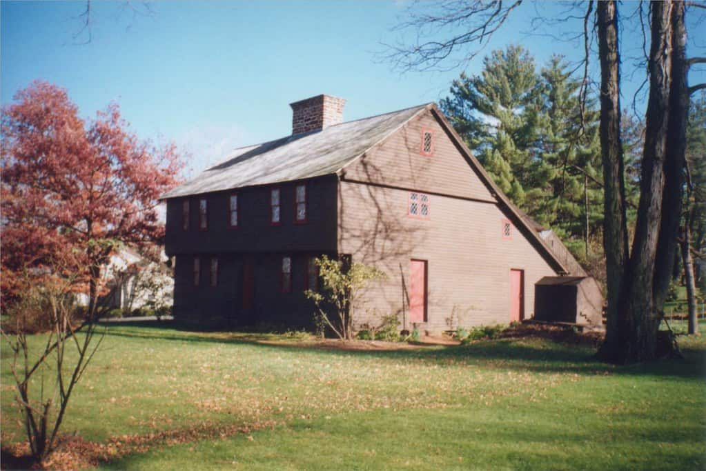 Stanley-Whitman House
