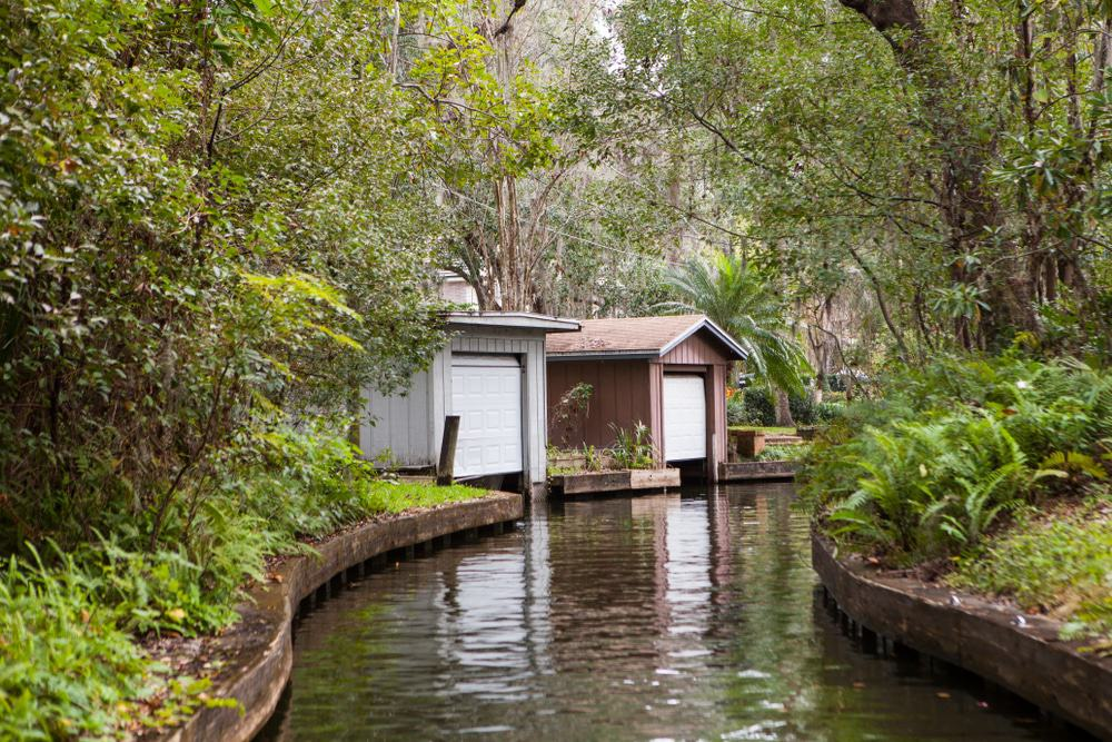 Scenic Boat Tours, Winter Park