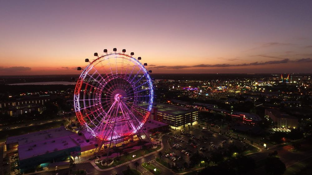 The Wheel at ICON Park Orlando