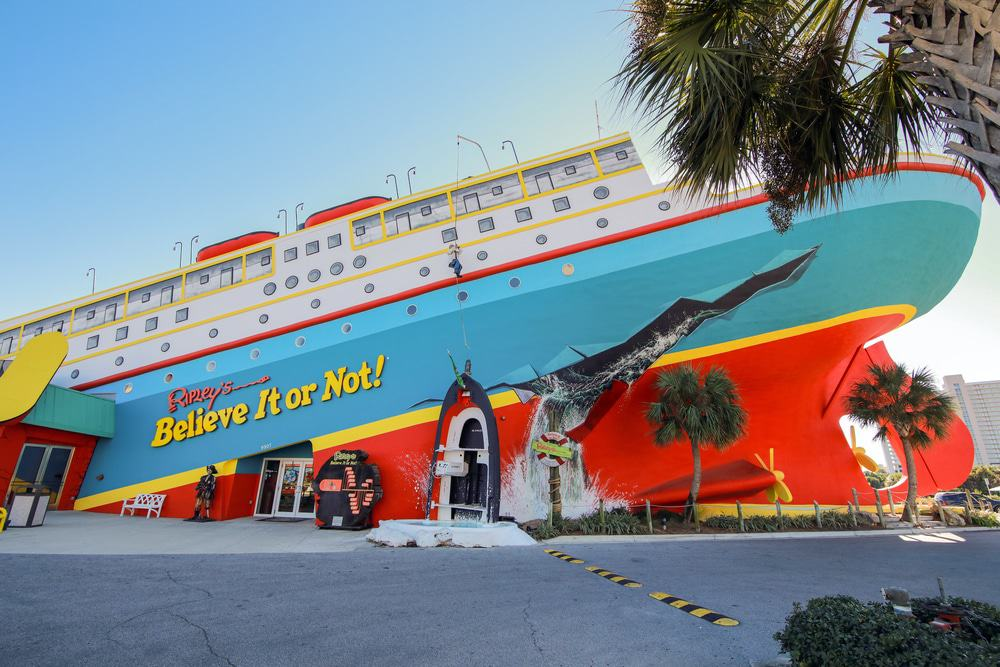 Ripley's Believe it or Not, Panama City Beach