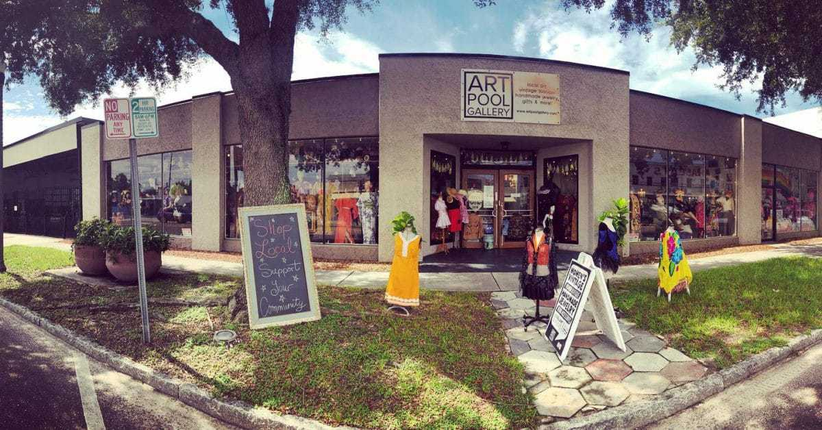 ARTpool Gallery And Vintage Boutique