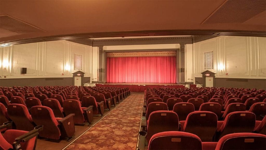 Edmond Town Hall Theater