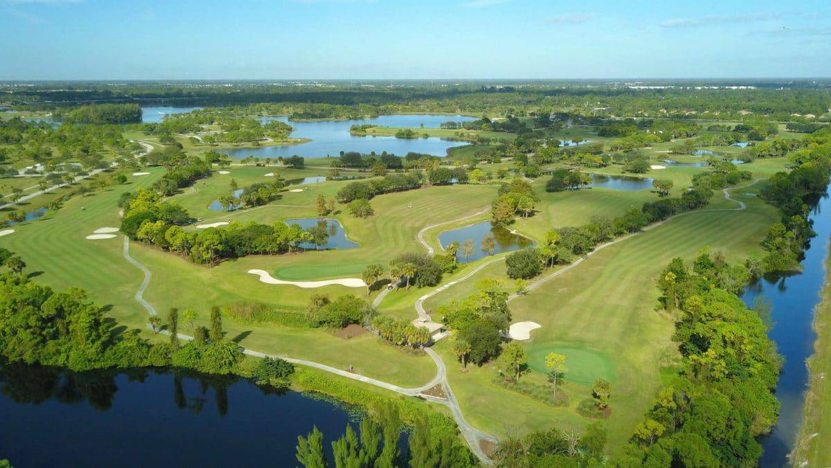 Okeeheelee Golf Course
