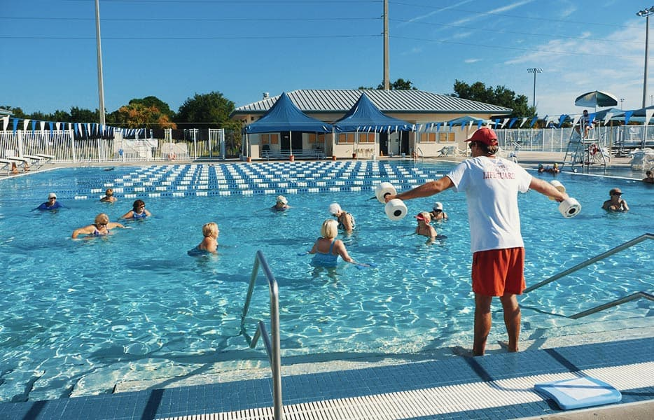 South County Regional Park Pool