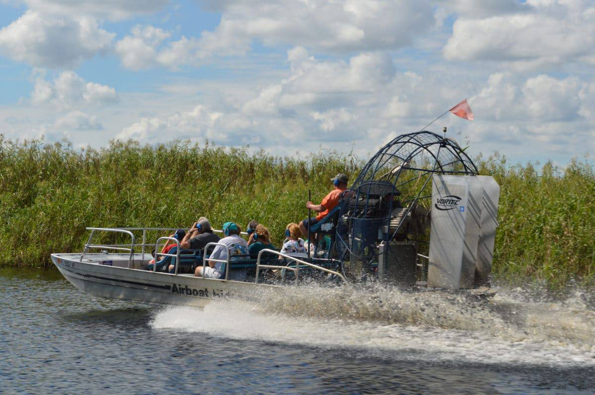 Twister Airboat Rides
