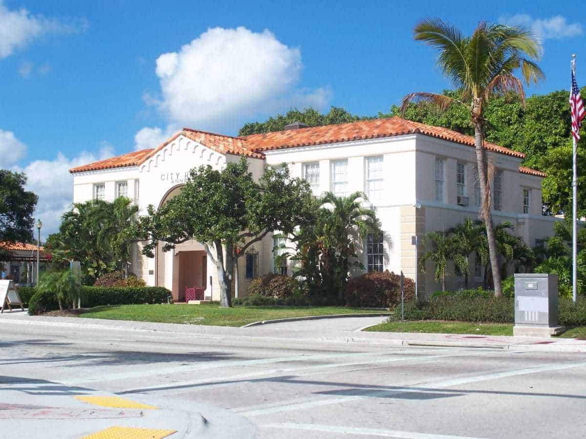 Lake Worth Cultural Plaza, Historical Museum