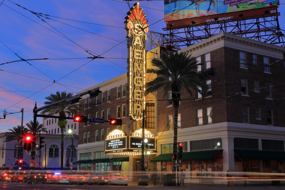 Saenger Theatre, New Orleans