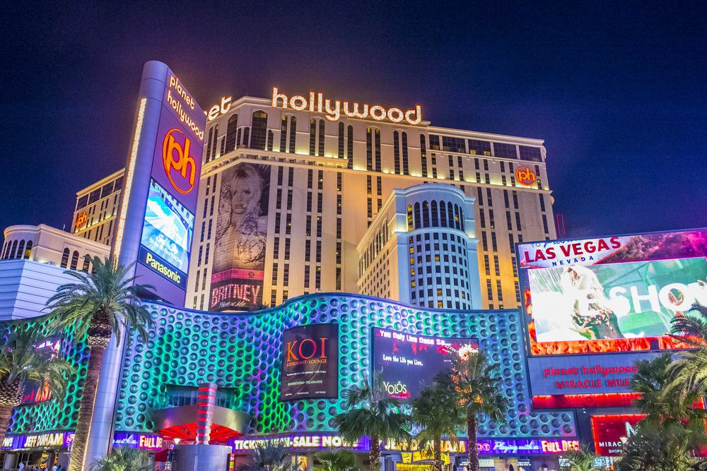 Planet Hollywood Las Vegas