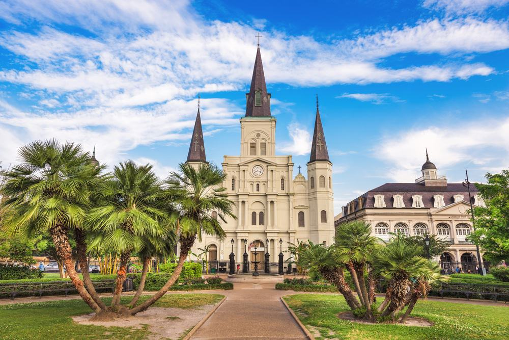 St. Louis Cathedral, New Orleans