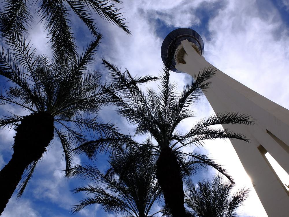 Stratosphere Tower Observation Deck