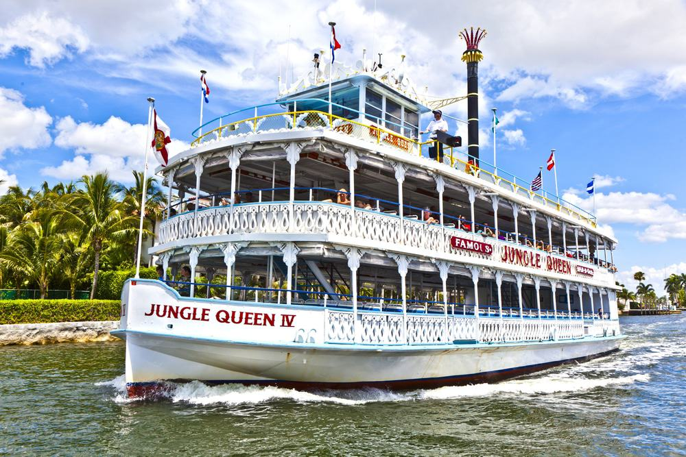 Jungle Queen Riverboats