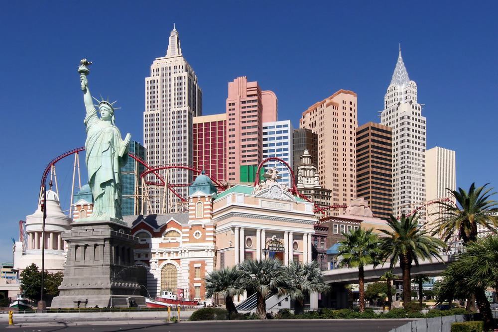 New York-New York, Las Vegas
