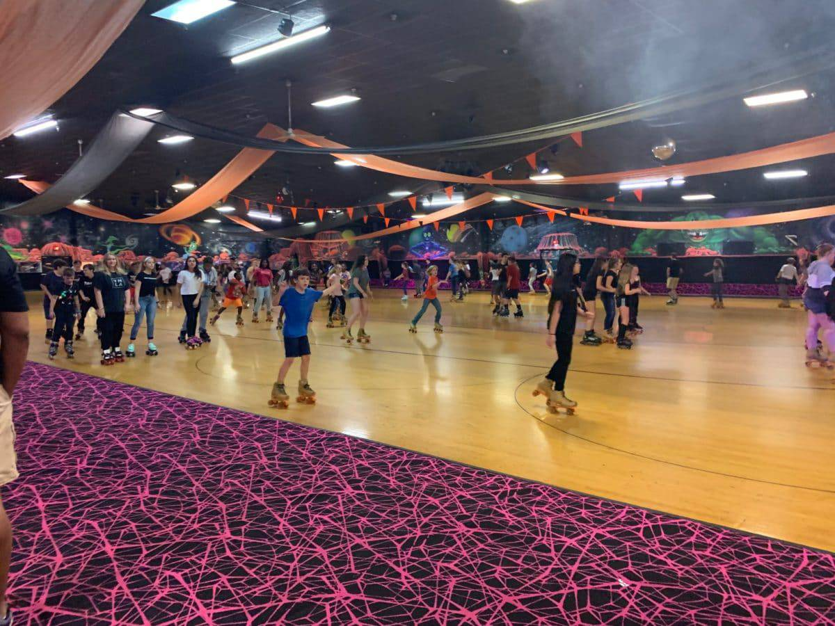 Astro Skate Family Fun Center, Brandon