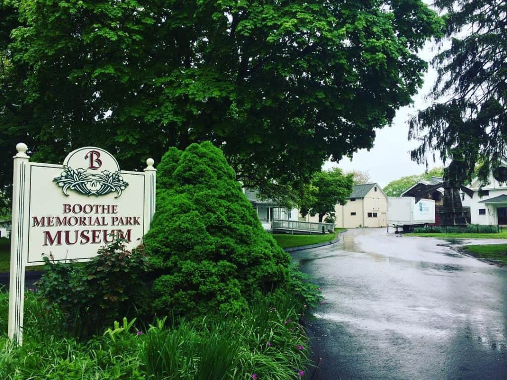 Boothe Memorial Park And Museum