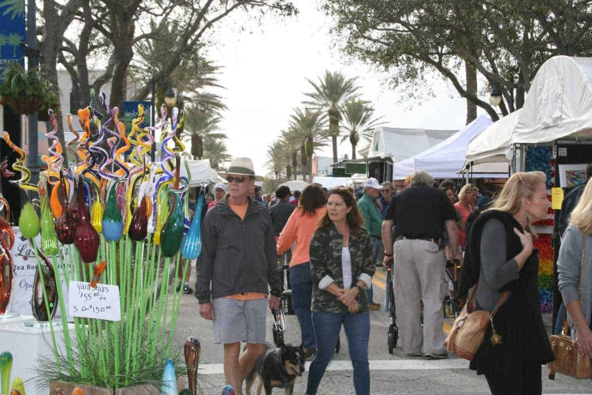 Festival Of The Arts, New Smyrna Beach