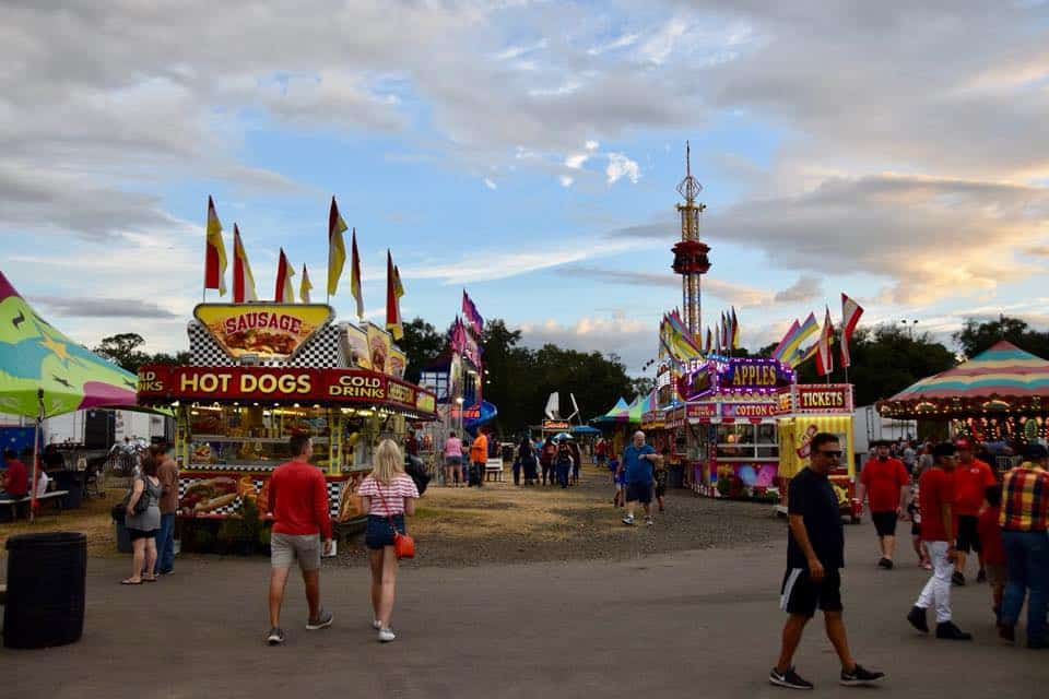 Greater Hillsborough County Fair