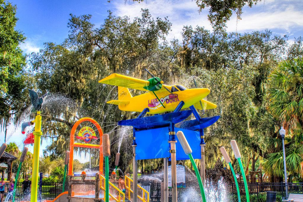 Children's Splash Park