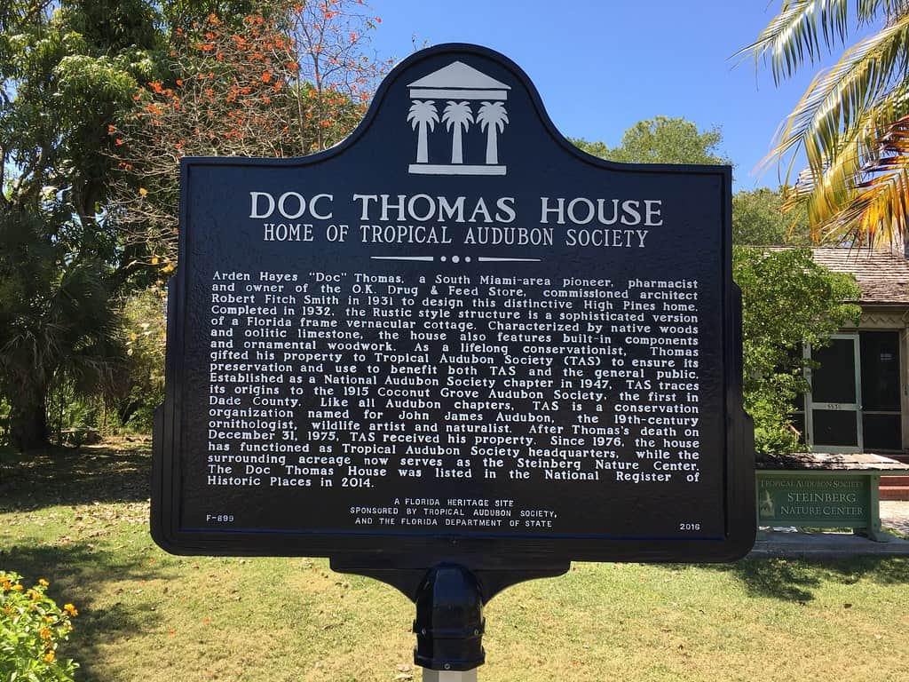 Doc Thomas House