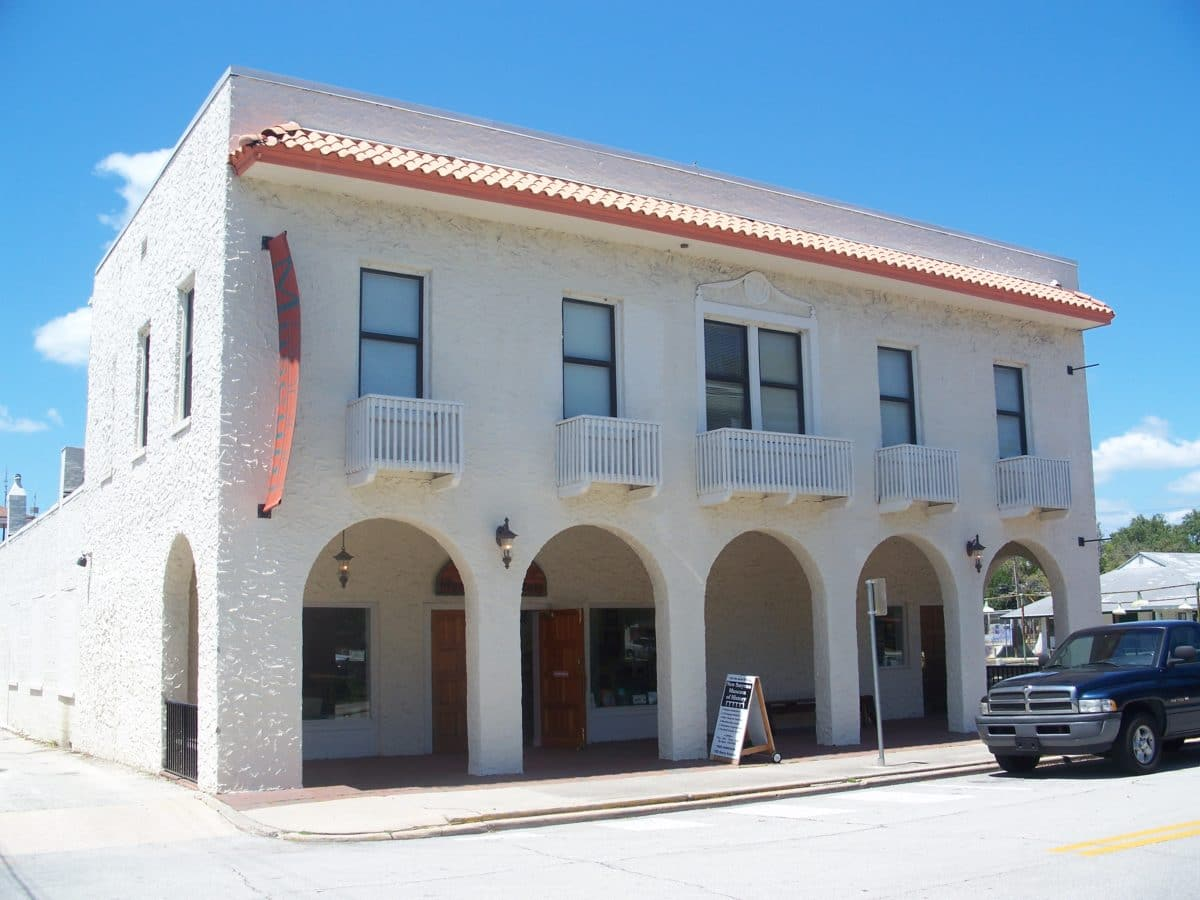 New Smyrna Museum of History