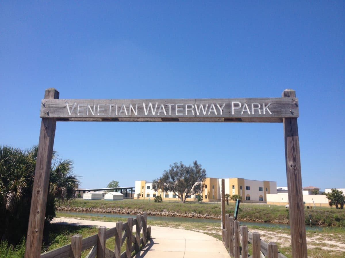 Venetian Waterway Park