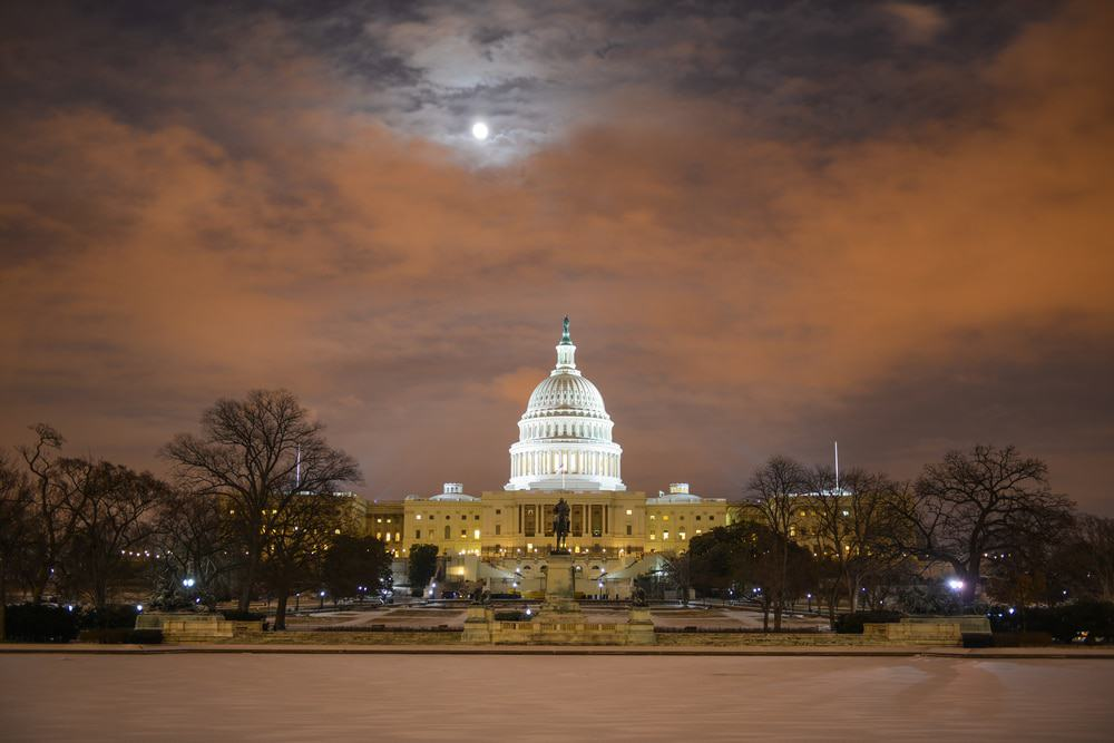 DC by moonlight
