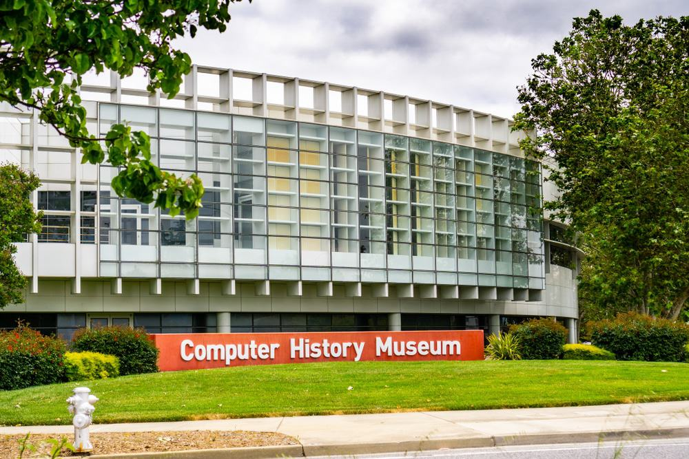 Computer History Museum, Mountain View