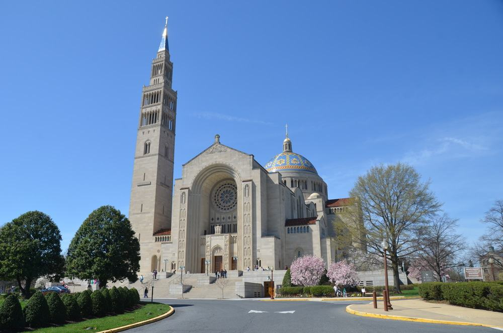 Basilica of the National Shrine of the Immaculate Conception, DC