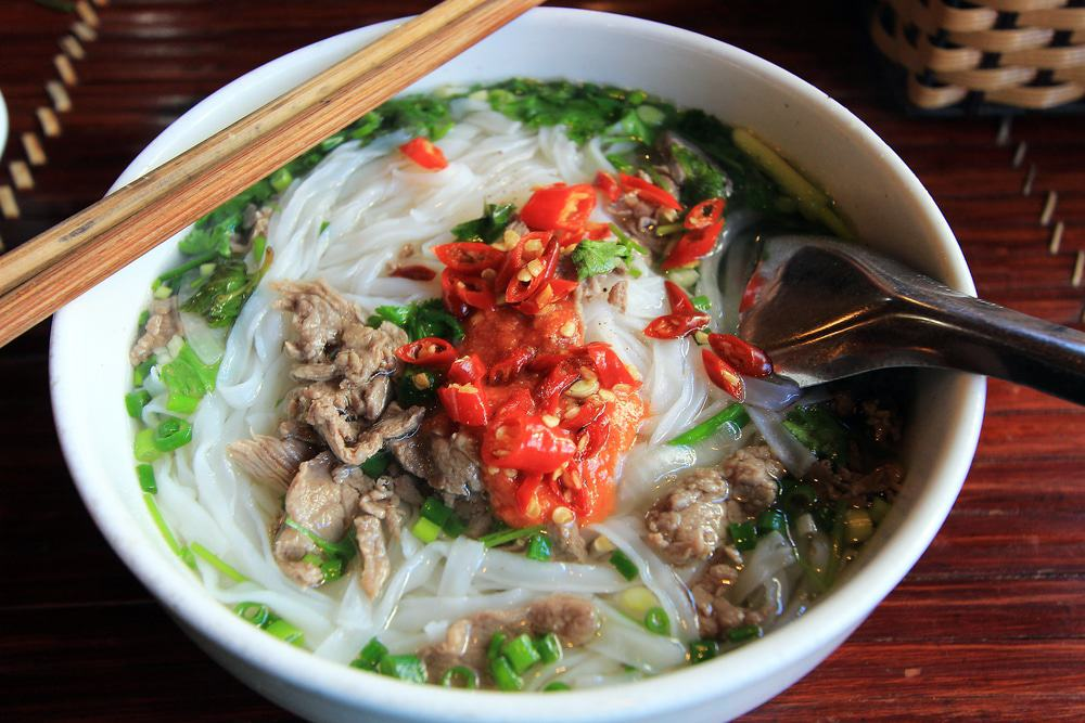 Pho, Traditional Vietnamese Soup