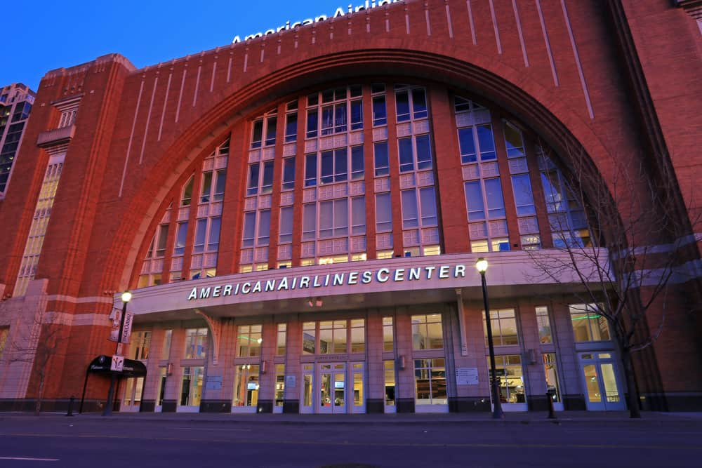 American Airlines Center, Dallas