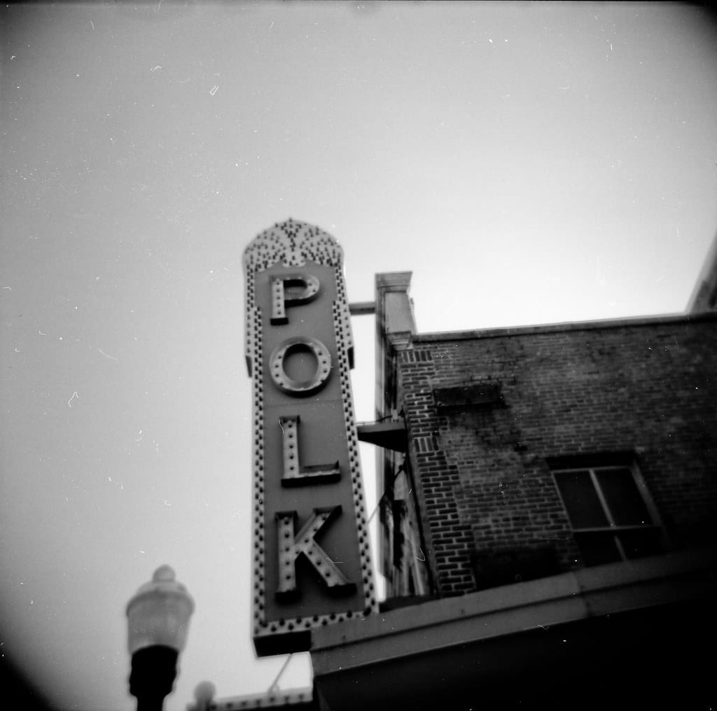 The Polk Theatre