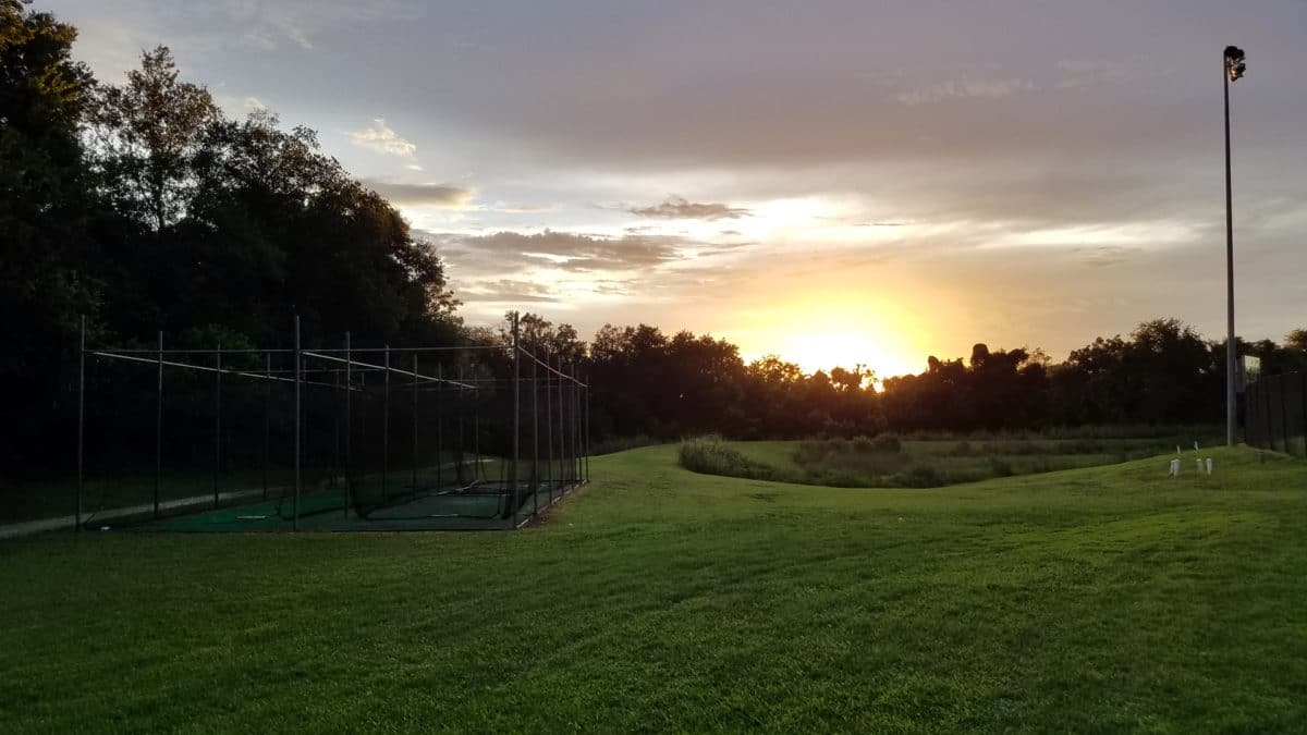 Softball Complex, Seminole Wekiva Trail