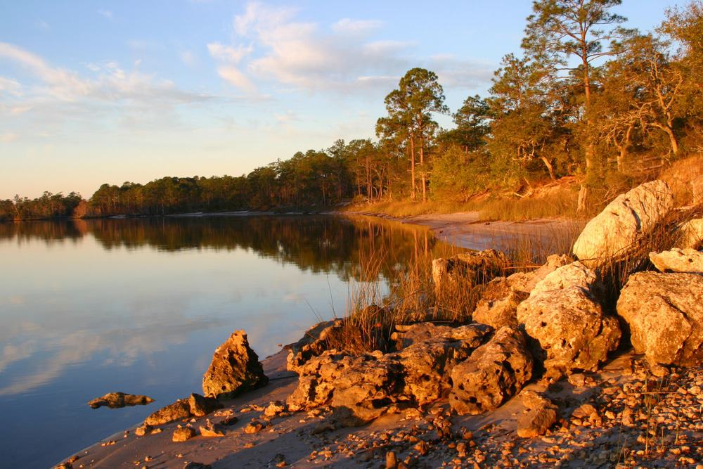 Fred Gannon Rocky Bayou State Recreation Area