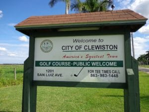 Clewiston Golf Course