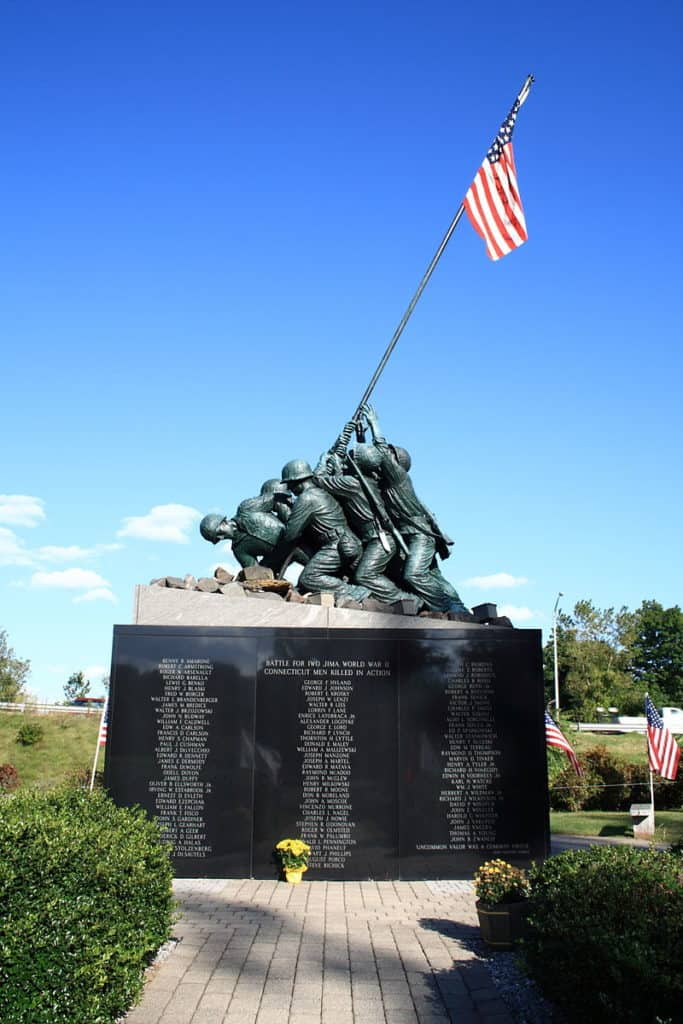 Iwo Jima Survivors' Memorial Park