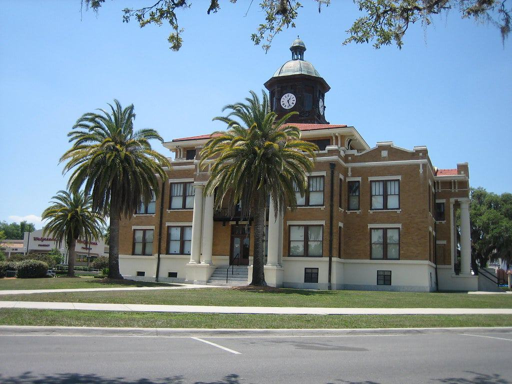Citrus County Courthouse Museum