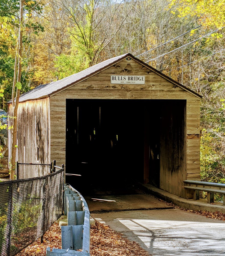 Bull's Covered Bridge