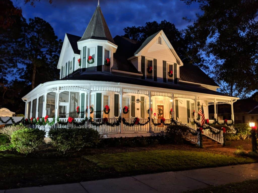 Christmas Reflections, DeFuniak Springs