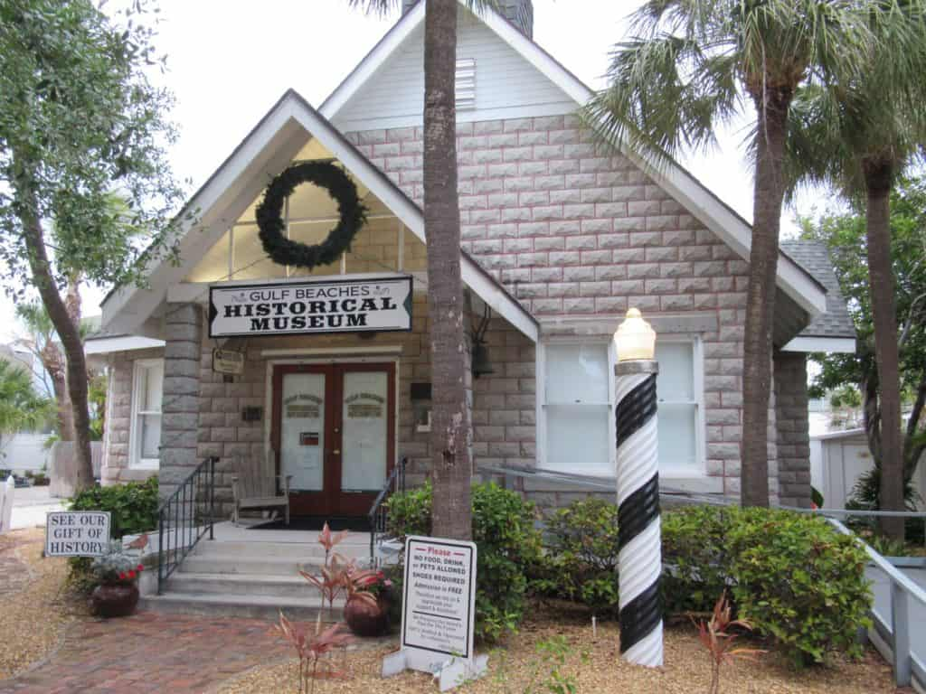 Gulf Beaches Historical Museum