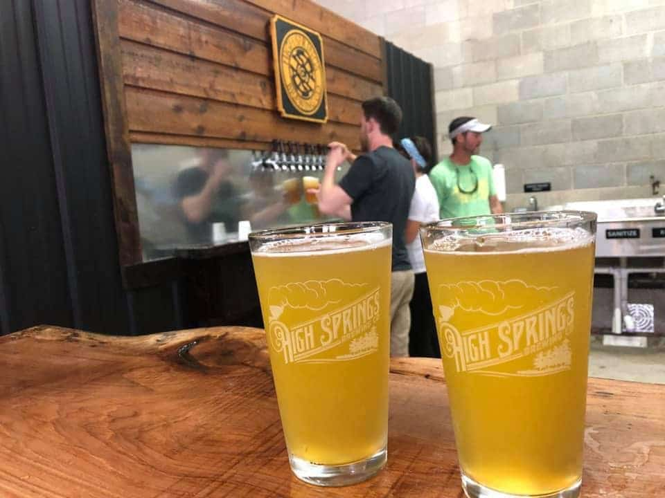 High Springs Brewing Company