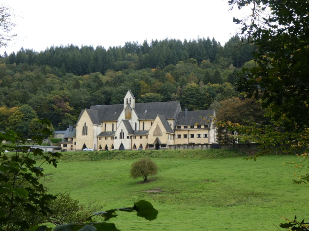 Abbaye Clairefontaine
