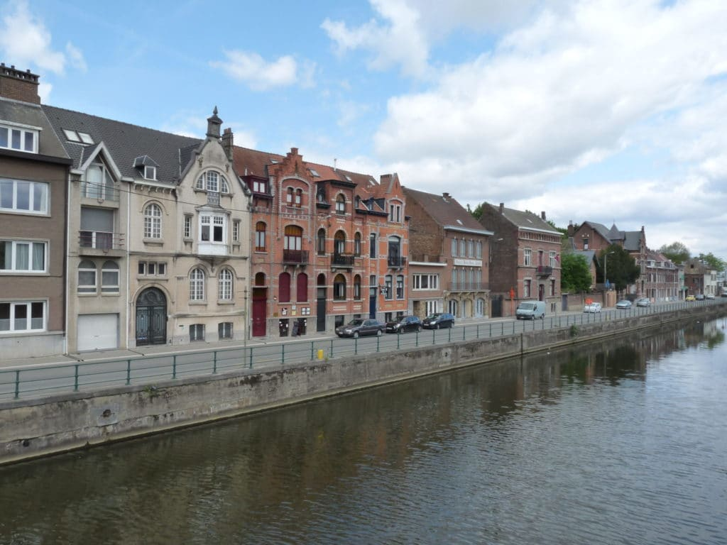 Brussels–Charleroi Canal.
