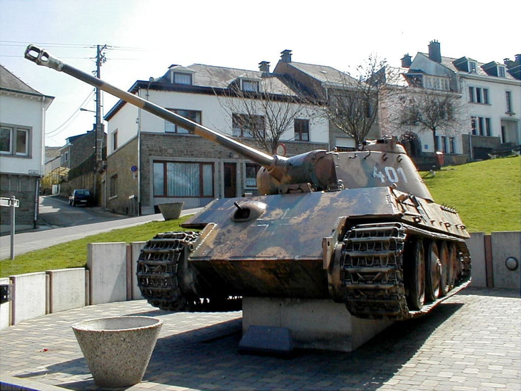 Houffalize Panther