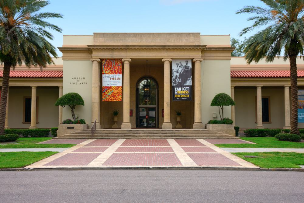 Museum of Fine Arts, St. Petersburg Florida