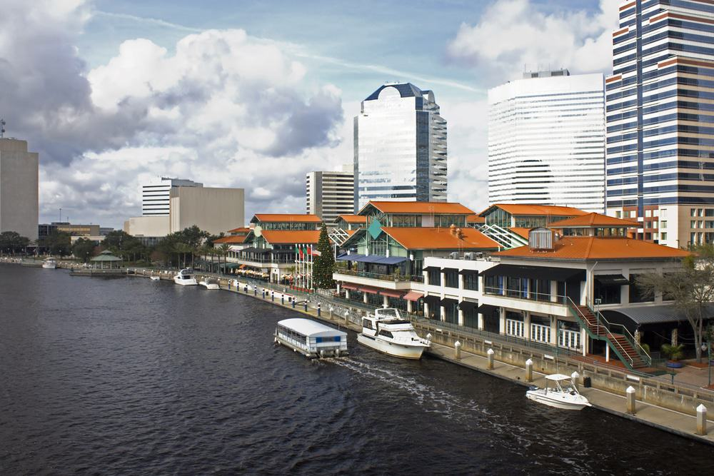 Jacksonville Water Taxi