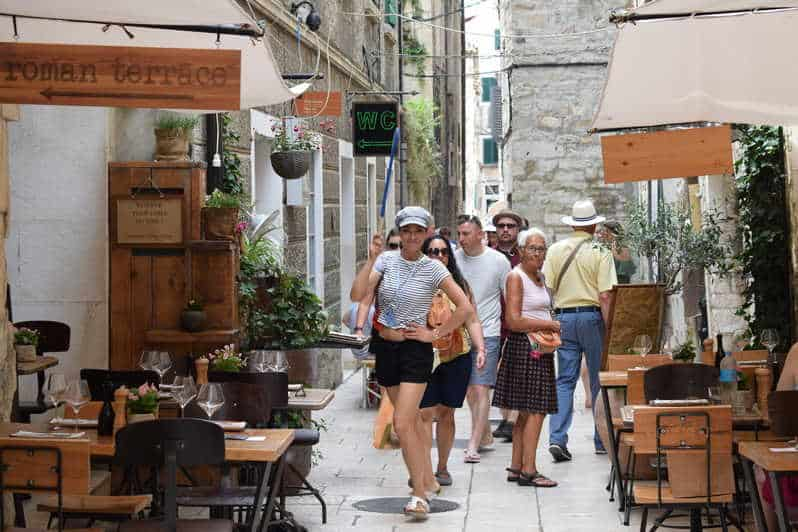 Split Walking and Culinary Tour
