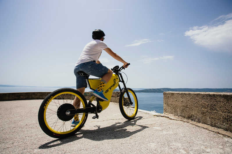 Explore Marjan with Greyp E-bike