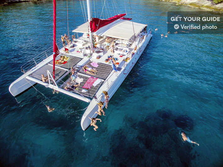 Catamaran Cruise To Hvar & Pakleni Islands