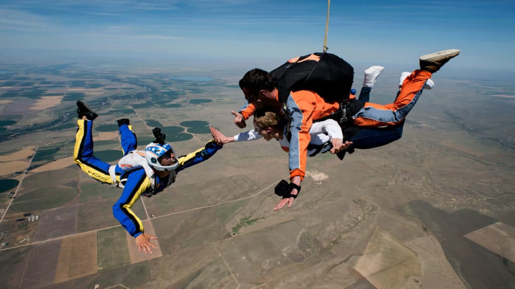 GoJump Denver Skydiving