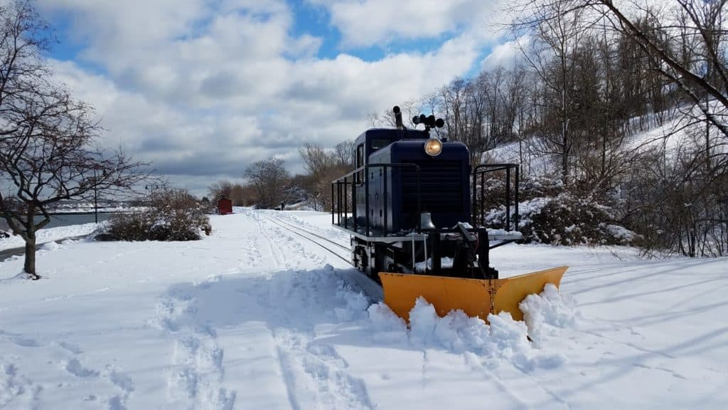 Maine Narrow Gauge Railroad Company And Museum